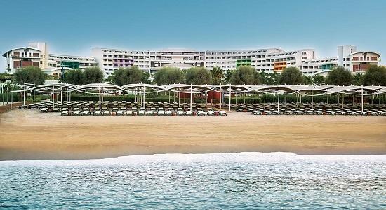 هتل کرنلیا دیاموند آنتالیا