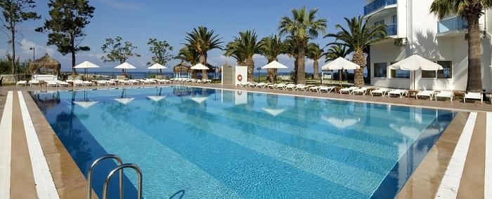 هتل لو بلو کوش آداسی Le Bleu Hotel and Resort
