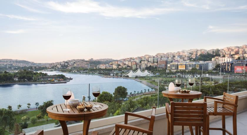 هتل لازونی استانبول Lazzoni Hotel