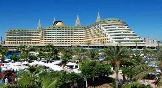 هتل دلفین ایمپریال Delphin Imperial