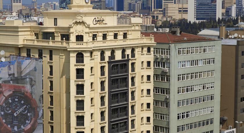 هتل بیز جواهر استانبول Biz Cevahir
