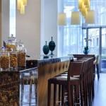 بار هتل ماریوت شیشلی استانبول 5* ISTANBUL MARRIOTT HOTEL SISLI