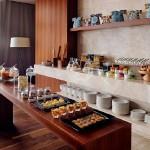 رستوران هتل ماریوت شیشلی استانبول 5* ISTANBUL MARRIOTT HOTEL SISLI