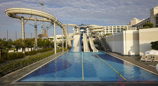 پارک آبی هتل تایتانیک دلوکس بلک  Titanic Deluxe Belek
