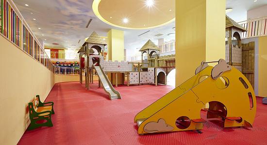 فضای کودک هتل تایتانیک دلوکس بلک Titanic Deluxe Belek