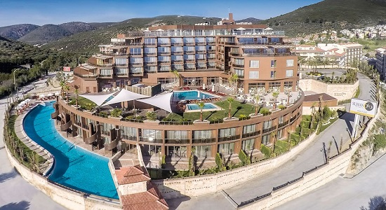 هتل سوهان کوش آداسی SUHAN 360