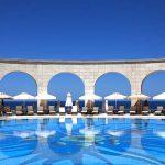 استخر روباز هتل مریت رویال قبرس