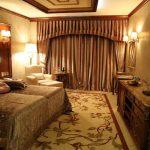 سوییت های لاکچری هتل مریت رویال قبرس