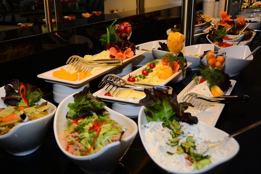 سالن غذاخوری هتل ویند آو لارا