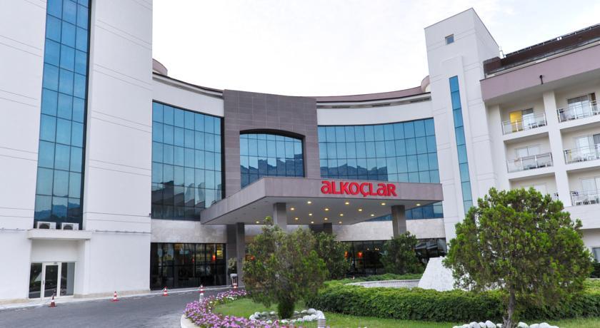 هتل آلکوکلار آنتالیا