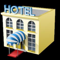 اقامت در هتل
