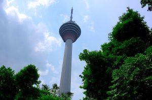 برج منارا مالزی