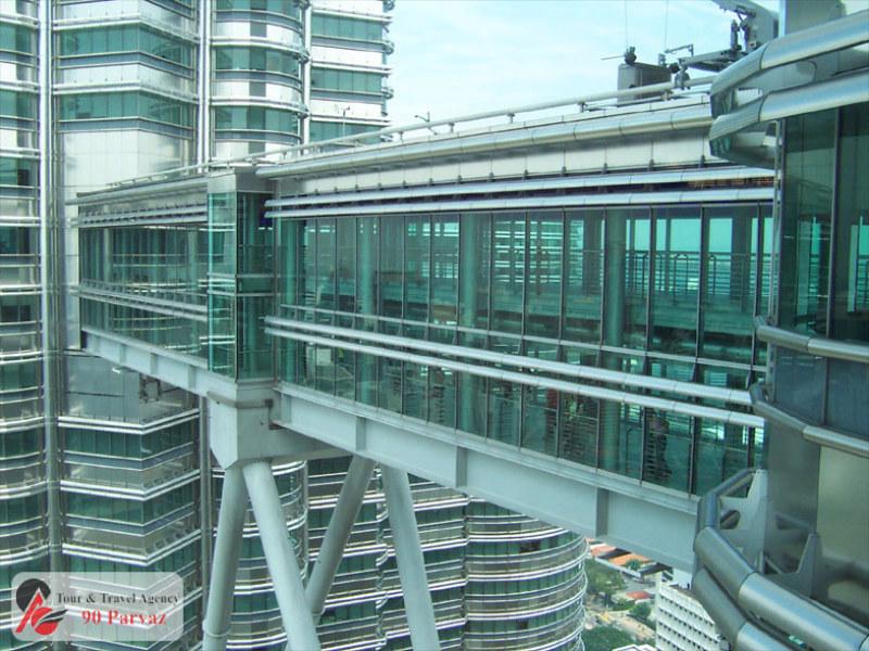 برجهای دوقلوی پتروناس مالزی کوالالامپور (3)