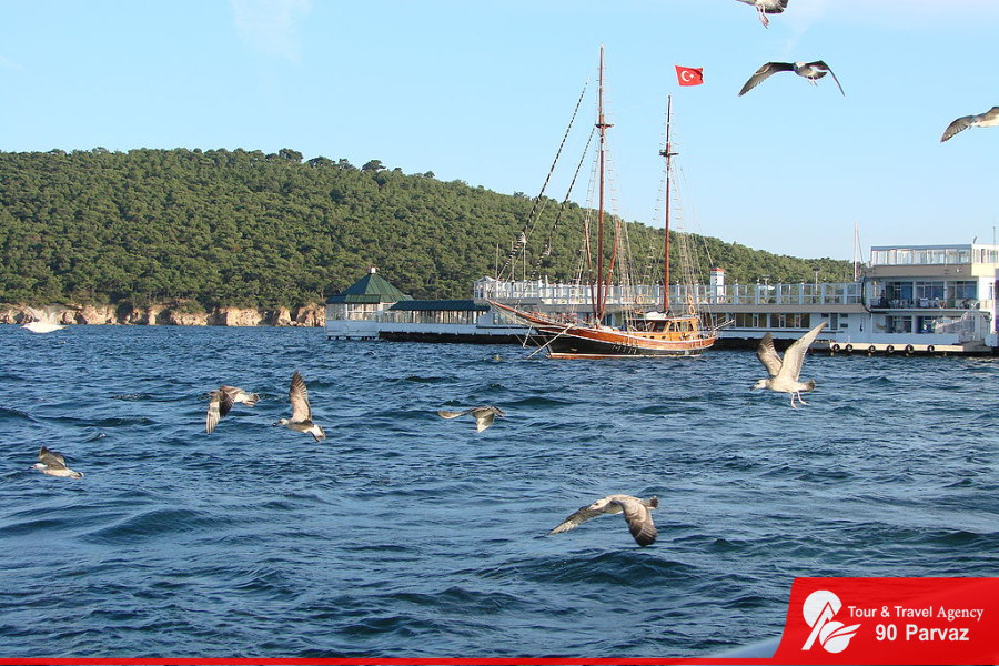 جزایر استانبول (1)