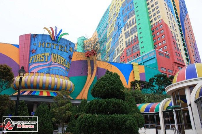 هتل First world Plaza مالزی (10)