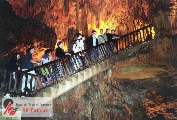 غار داملاتاش آنتالیا (3)