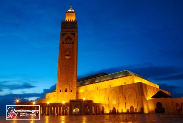 مسجد حسن ثانی مراکش (1)